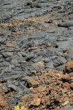Dry Lava Texture Stock Photos