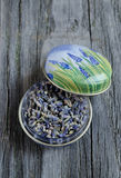 Dry lavender seeds Royalty Free Stock Images