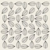 Dry leaves of trees. Pattern is designed by the dry leaves of trees Royalty Free Stock Photography