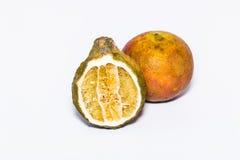 Dry lemon Royalty Free Stock Photos
