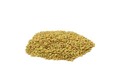 Dry lentils pictures Royalty Free Stock Image