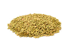 Dry lentils pictures Stock Photo