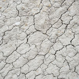 Dry lifeless land texture Royalty Free Stock Images
