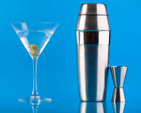Dry Martini Royalty Free Stock Photo