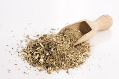 Dry mate tea Royalty Free Stock Photography