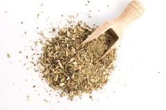 Dry mate tea Stock Photo