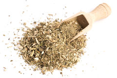 Dry mate tea Royalty Free Stock Image