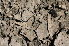 Dry mud Stock Photo