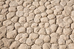 Dry Mud Cracked Desert Ground Background Pattern Royalty Free Stock Photos