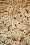 Dry mud desert background Stock Photos
