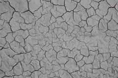 Dry mud near the river. In my coutry Royalty Free Stock Images