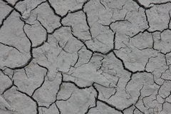 Dry mud near the river. In my coutry Stock Photography