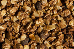 Dry muesli Royalty Free Stock Image
