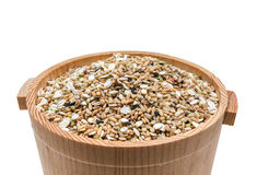 Dry multi grains Royalty Free Stock Photo