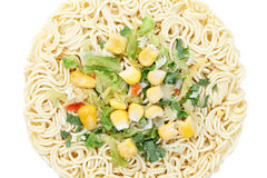 Dry noodle Stock Photos