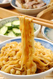Dry noodles Royalty Free Stock Photo