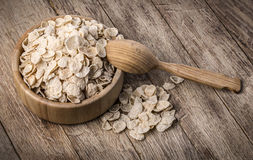 Dry Oat meal Royalty Free Stock Photography