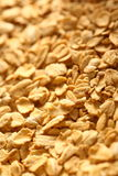Dry oats cereal Stock Photo