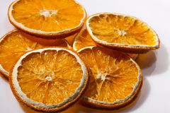 Dry Orange Decoration Stock Photos