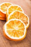 Dry orange slices Stock Photo