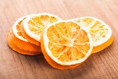 Dry orange slices Royalty Free Stock Image