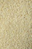 Dry Organic Ground Farina Wheat. In a Bowl Stock Image
