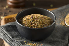 Dry Organic Mixed Ground Pepper Blend. In a Bowl royalty free stock photo
