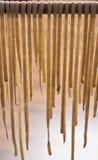 Dry Pasta Stock Photo
