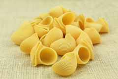 Dry pasta Royalty Free Stock Photos