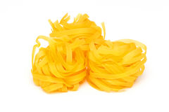 Dry pasta Royalty Free Stock Photography