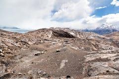 Dry Patagonia Argentina Upsala Glacier Stock Images