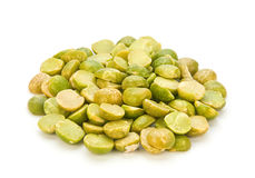 Dry peas Royalty Free Stock Photo