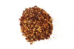 Dry Pepper Stock Photo