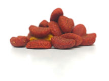 Dry pet food Stock Images