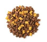 Dry pet food Royalty Free Stock Photos