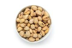 Dry pistachio fruit Stock Images