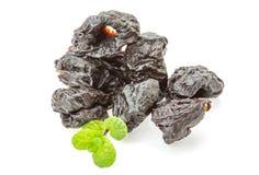 Dry plum Stock Photo