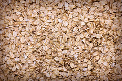 Dry porridge. Texture, may be used as background Royalty Free Stock Photo