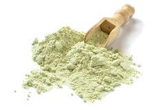 Dry powder Japanese horseradish (wasabi) Stock Photography