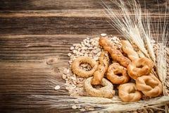 Dry pretzel Stock Photography
