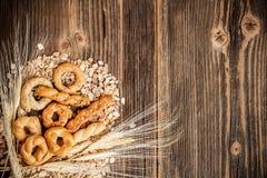 Dry pretzel Royalty Free Stock Photography