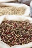 Dry produce market Royalty Free Stock Photos