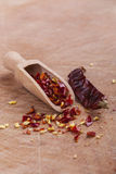 Dry Red Chili Royalty Free Stock Image