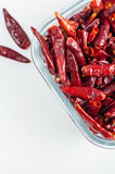 Dry cayenne Stock Images