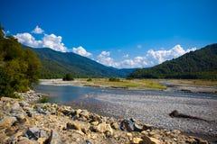 Dry river Stock Photos