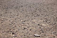 Dry rocky desert landscape in Namibia Stock Image