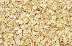 Dry rolled oats Stock Images