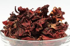 Dry Roselle Royalty Free Stock Photo