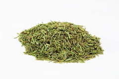 Dry Rosemary leaves. Royalty Free Stock Images