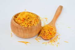 Dry Saffron Royalty Free Stock Photo